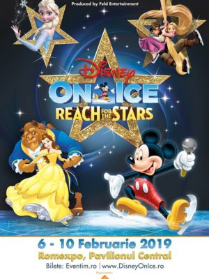 DISNEY ON ICE – REACH FOR THE STARS
