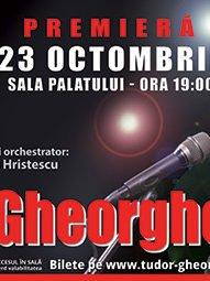 """Concert Tudor Gheorghe: """"TOT CE-I ROMANESC NU PIERE"""""""