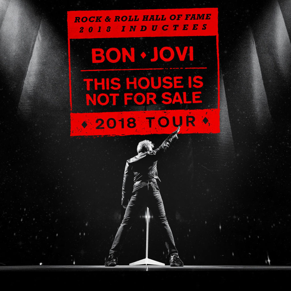 Bon Jovi UK Tour 2019 | Dates & Concerts