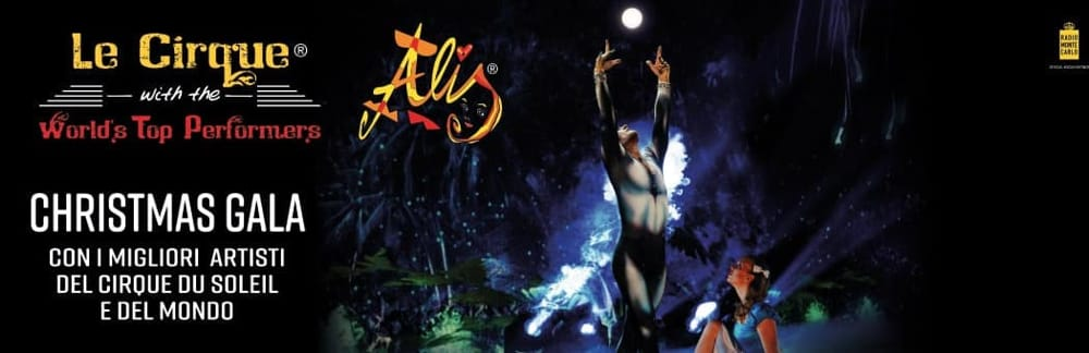 Le Cirque World's Top Performers – Alis – Christmas Tour