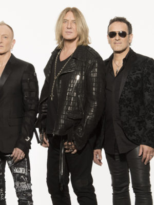 Def Leppard @ The O2 arena | 6 Dec 2018