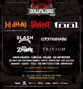 Download Festival UK 2019 | June 14-16