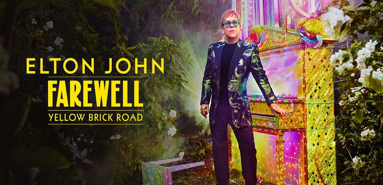 "Elton John ""Farewell Yellow Brick Road"" Tour 2019 @ Italy"