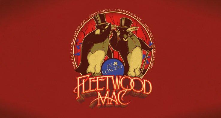 Fleetwood Mac Sun 16 Jun 2019 @ 5:00 pm | Wembley Stadium
