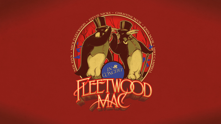 Fleetwood Mac Sun 16 Jun 2019 @ 5:00 pm | Wembley Stadium