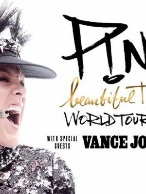 Concert PINK 2019 @ UK