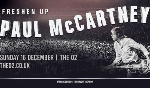 Paul McCartney @ The O2 arena | 16 Dec 2018