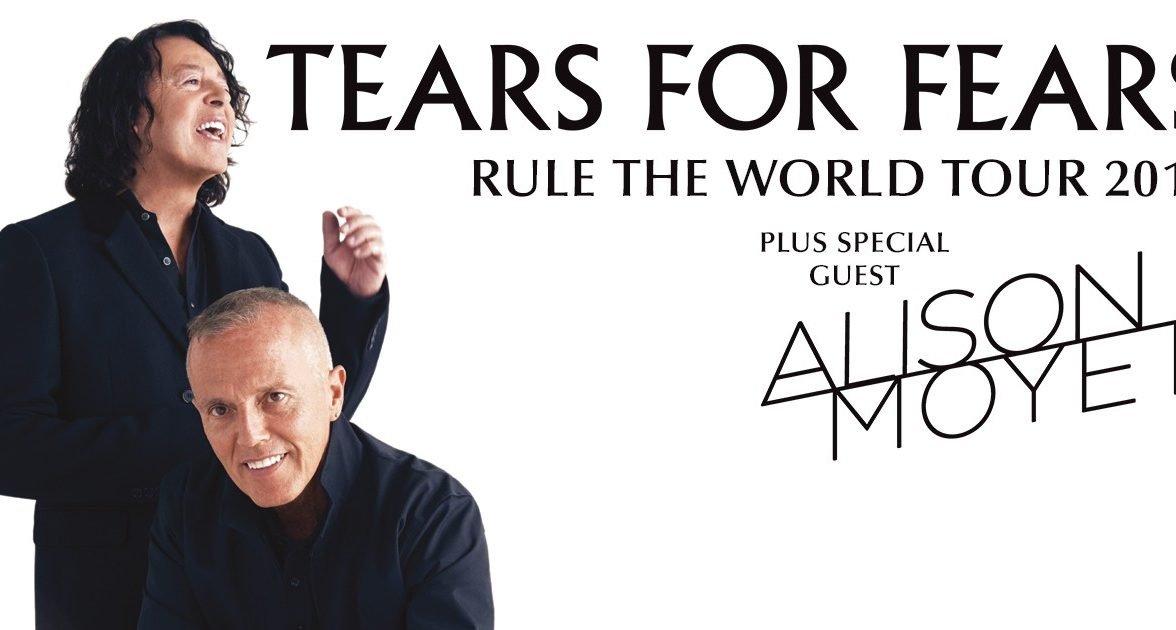 Tears for Fears @ 3Arena DUBLIN | 31 JANUARY 2019