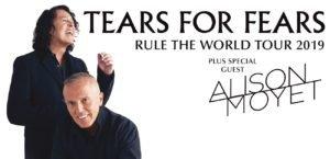 Tears for Fears @ 3Arena DUBLIN   31 JANUARY 2019