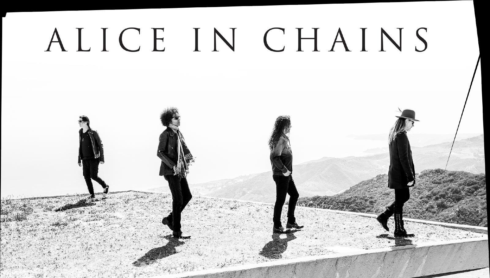 Alice in Chains Announces 2019 EuropeanTour