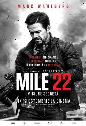 MILE 22: MISIUNE SECRETA