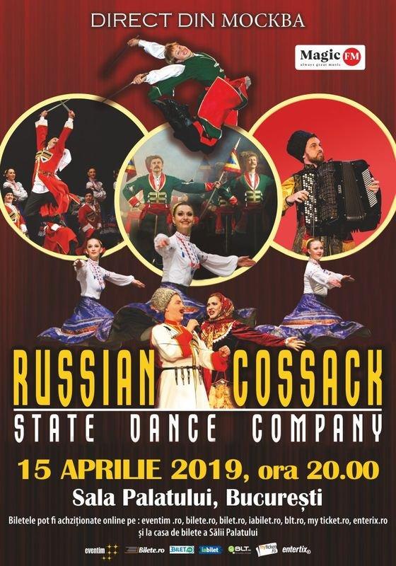 Cazacii Rusiei Bucuresti 2019