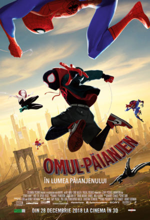 Spider-Man: Into the Spider-Verse (2018) Omul-Păianjen: În lumea păianjenului