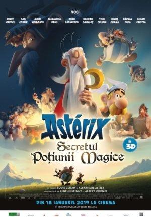 Astérix: Le secret de la potion magique (2018) Asterix: Secretul poțiunii magice