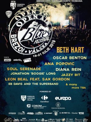 Open Air Blues Festival Brezoi – Vâlcea 2019