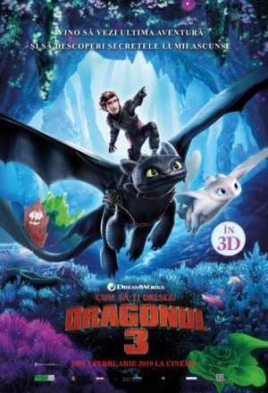 Cum să-ţi dresezi dragonul 3/ How to Train Your Dragon: The Hidden World