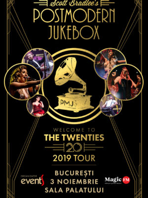 Postmodern Jukebox Romania 2019