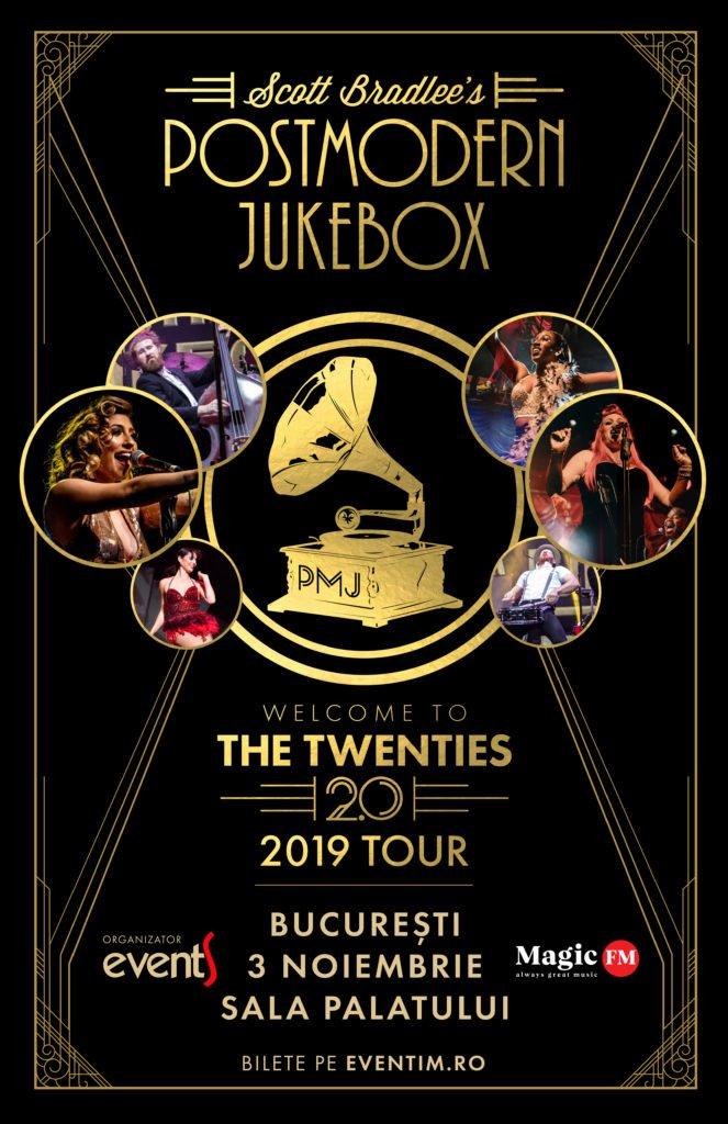 Postmodern Jukebox Romania 2019