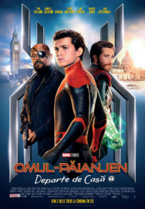 Spider-Man: Far From Home (2019) / Omul-Păianjen: Departe de casă